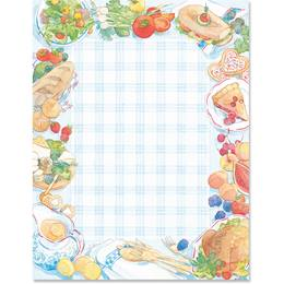 Food and Drink Border Papers