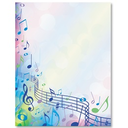 Music Border Papers