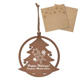 Balsa Wood Ornaments