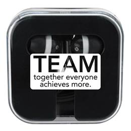 TEAM Earbuds with case