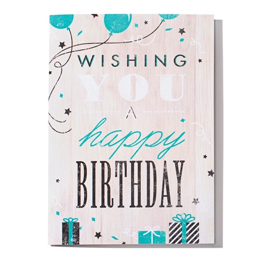 Tremendous Happy Birthday Wishes Greeting Card Paper Direct Personalised Birthday Cards Paralily Jamesorg