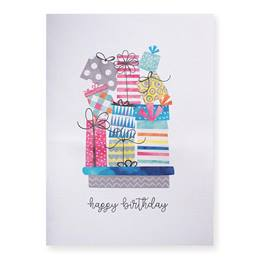 Perfect Gift Birthday Greeting Card