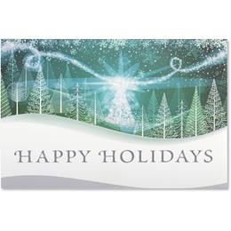 Winter Solstice Holiday Greeting Cards