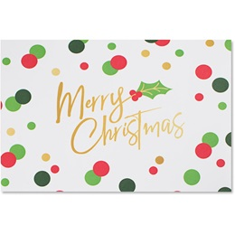 Merry Berry Holiday Greeting Cards