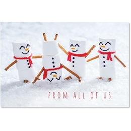 So Much Fun Classic Holiday Cards
