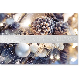 Elegant Image Deluxe Holiday Greeting Card