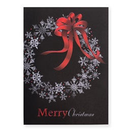 Snowflake Celebration Classic Greeting Card