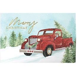 On the Go Deluxe Holiday Card