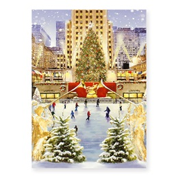 The Tree at Rockefeller Center Holiday Boxed Cards