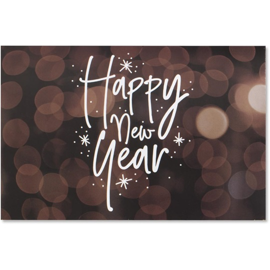Happy New Year Greeting Cards Paper Direct