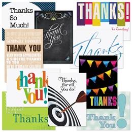 Thank You Card Assortment II