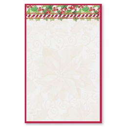 Holiday Bliss Casual Invitations