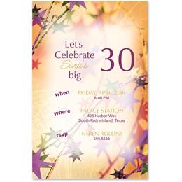 Carnival Casual Invitations