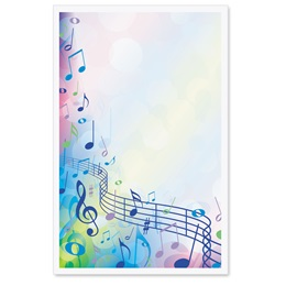 Music Festival Casual Invitations