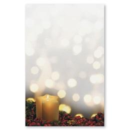 Fairy Light Casual Invitations
