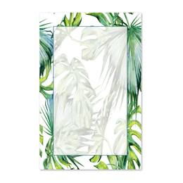 Palm Leaves Casual Invitation