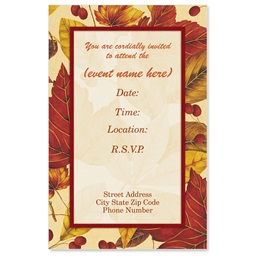 Berkshire Casual Invitations