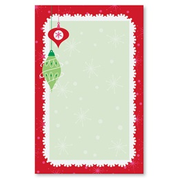 Christmas Fantasy Casual Invitations
