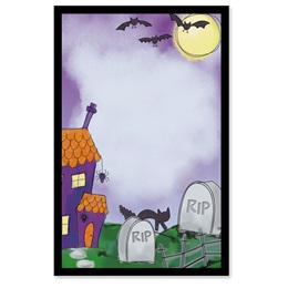 Fright Night Casual Invitations