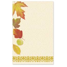 Fall Fancy Casual Invitations