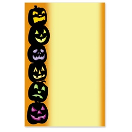 Halloween Masquerade Casual Invitations