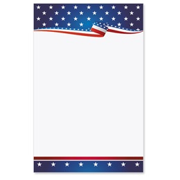 USA Proud Casual Invitations