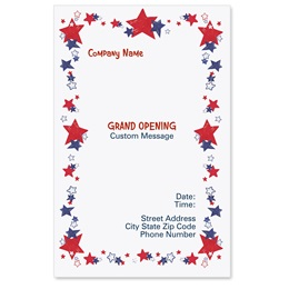 All American Casual Invitations