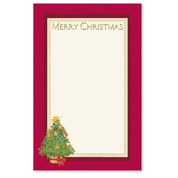 O Christmas Tree Casual Invitations