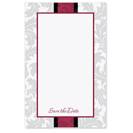 """Timeless """"Save the Date"""" Casual Invitations"""