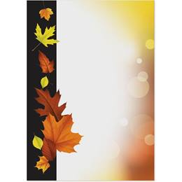Samhain Specialty Flat Invitation