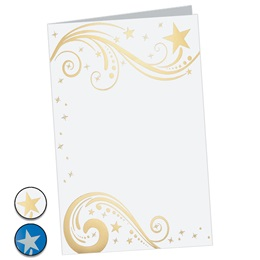 Splendid Star Specialty Folded Invitations