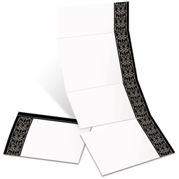 Enamored Fold-Up Invitations