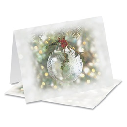 Crystal Brilliance Notecards