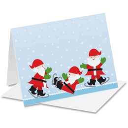 Ice Skating Party Notecards