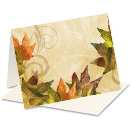 Fall Brilliance Notecards
