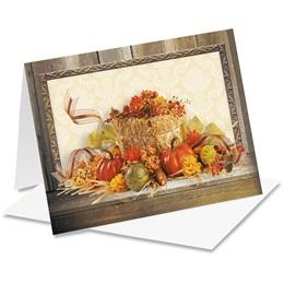 Autumn Treasures Notecards