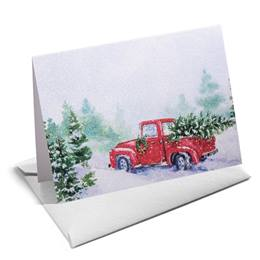 Simple Joys Shimmer NoteCards
