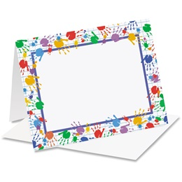 Hand Prints Notecards