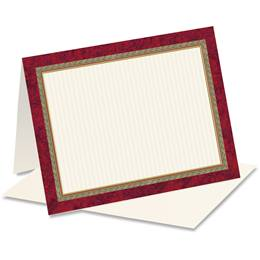 Formal Party Notecards