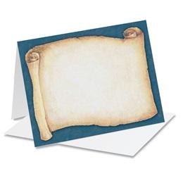 Scroll II Notecards