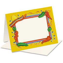 Chili Pepper Party Notecards