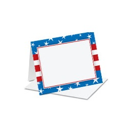 Happy Fourth Notecards