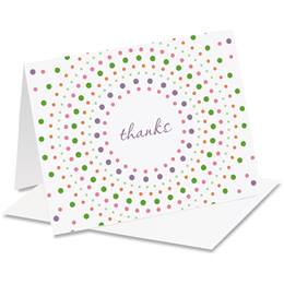 Cherish Thanks Notecards