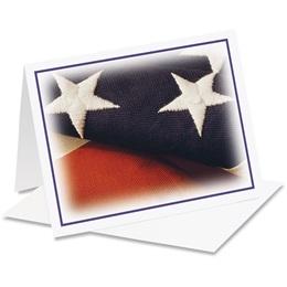 Salute Notecards