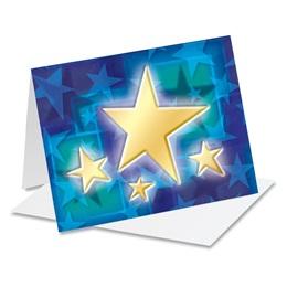 Star Bright Notecards