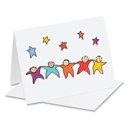 Teamwork Notecards