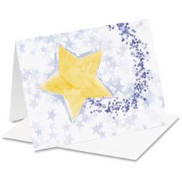 Stardust Notecards