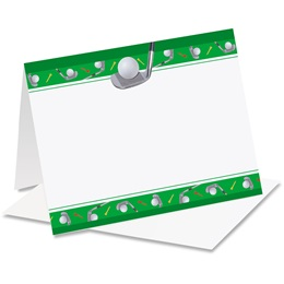 Chip Shot Notecards