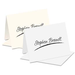 Casual Personalized Notecards