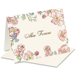 Sincere Personalized Notecards